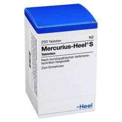 Mercurius-Heel® S 250 Tbl.