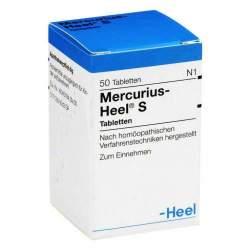 Mercurius-Heel® S 50 Tbl.