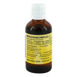 Meridiankomplex 2 Tropfen 50ml