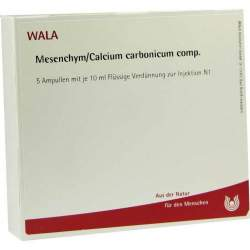 Mesenchym/Calcium Carb. comp. Wala Amp. 5x10ml
