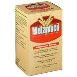 Metamucil® kalorienarm Orange 30 Btl. à 5,8 g (174g)