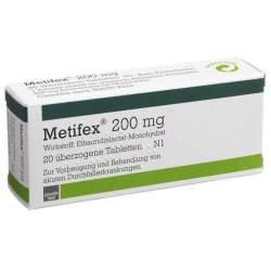 Metifex® 200mg 20 überzog. Tbl.
