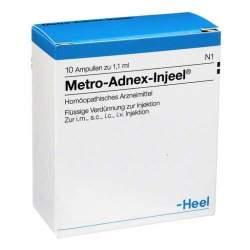 Metro-Adnex-Injeel® 10 Amp. Inj.-Lsg.