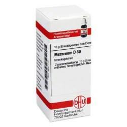 Mezereum D30 DHU Glob. 10 g