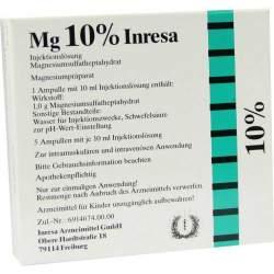 MG 10% Inresa 5 Amp. zu 10ml
