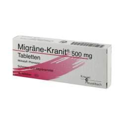 Migräne-Kranit® 500mg 10 Tbl.