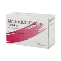 Migräne-Kranit® 500mg 100 Tbl.