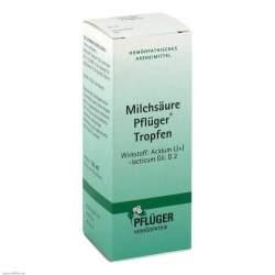 Milchsäure Pflüger® Tropf. 50ml
