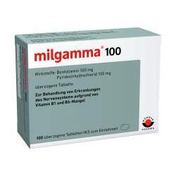milgamma® 100 100 überzog. Tbl.