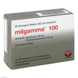 milgamma® 100 60 überzog. Tbl.