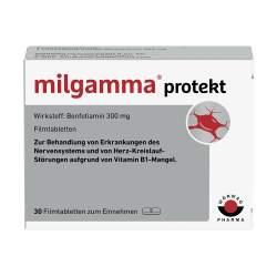 milgamma® protekt 300mg 30 Filmtbl.