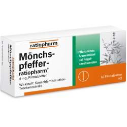 Mönchspfeffer-ratiopharm® 100 Filmtbl.