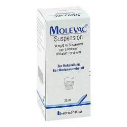 Molevac® Suspension 50mg/5ml 25 ml