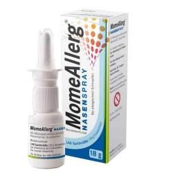 MomeAllerg® 50µg/Sprühst. Nasenspray 18g 140 Sprühstöße