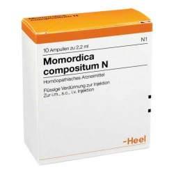Momordica compositum N 10 Amp.