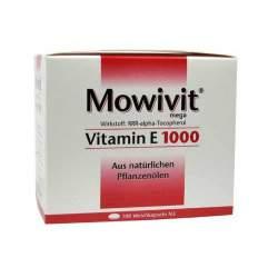 Mowivit® Vitamin E 1000 100 Kapseln