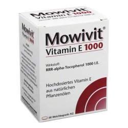 Mowivit® Vitamin E 1000 50 Kapseln