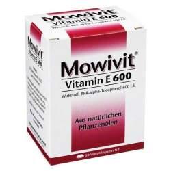 Mowivit® Vitamin E 600 50 Kaps.