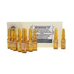 Mucedokehl D5 Amp. 10x1 ml