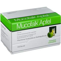 Mucofalk® 100 Btl. Apfel Gran.