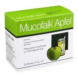 Mucofalk® 20 Btl. Apfel Gran.