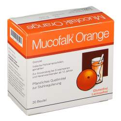 Mucofalk® 20 Btl. Orange Gran.