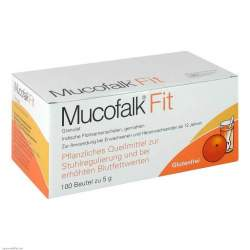 Mucofalk® Fit, Granulat 100 Btl.