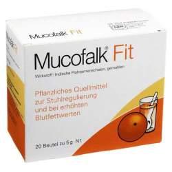 Mucofalk® Fit, Granulat 20 Btl.