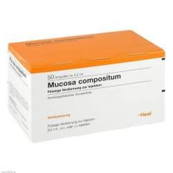 Mucosa compositum 50 Amp. Inj.-Lsg.