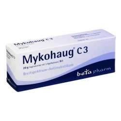 Mykohaug®C3 20 mg/g, 20 g Vaginalcreme + 3 Applikatoren