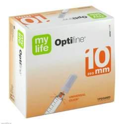 mylife Optifine® 100 Pen-Nadeln 0,33x10mm