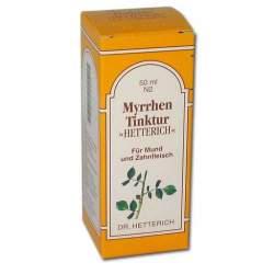 Myrrhen Tinktur Hetterich 50ml