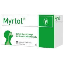 Myrtol® 120 mg 50 magensaftresistente Weichkapseln