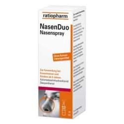 NasenDuo® 1 mg/ml + 50 mg/ml 10ml Nasenspray