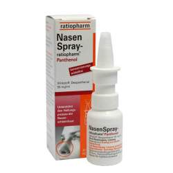Nasenspray ratio Panthen