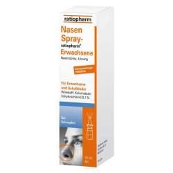 NasenSpray-ratiopharm® Erwachsene 10ml
