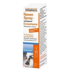 NasenSpray-ratiopharm® Erwachsene 15ml