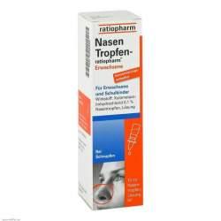 Nasentropfen ratio Erw