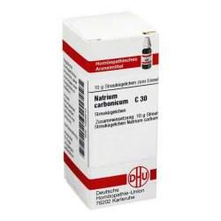 Natrium carbonicum C30 DHU 10g Glob.
