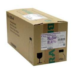 Natriumhydrogencarbonat B.Braun 8,4% Infusionslösung 10x250ml