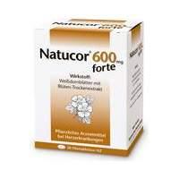 Natucor® 600 mg forte, 100 Filmtabletten