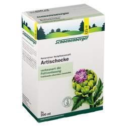 Naturreiner Heilpfl.saft Artischocke 600ml