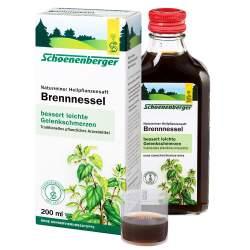 Naturreiner Heilpfl.saft Brennness. 200ml