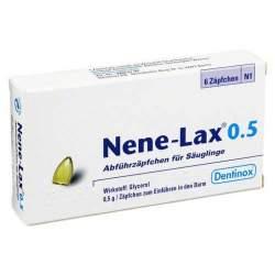 Nene-Lax 0.5 6 Zäpf.