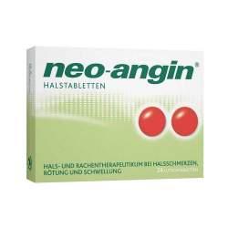 neo-angin® 24 Halstabletten