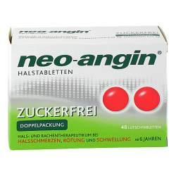 neo-angin® Halstabletten zuckerfrei 48 St.