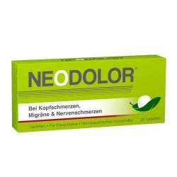 Neodolor 20 Tbl.