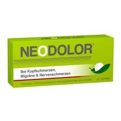 Neodolor 40 Tbl.