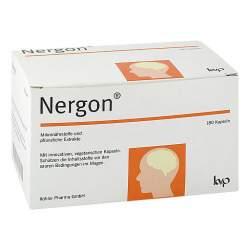 Nergon® 180 Kapseln