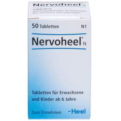 Nervoheel® N 50 Tbl.